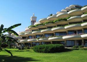 Сад отеля Emirhan Garden 4* в Сиде