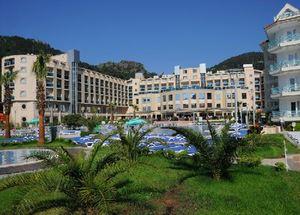 Отель 5 звезд Green Nature Resort & Spa в Мармарисе