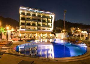 Самые тусовочные отели турции 5