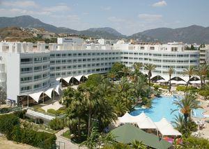 Вид на отель 5 звезд Maritim Grand Azur в Мармарисе