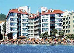 Отель 4 звезды Poseidon в Мармарисе