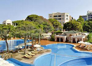 Панорама отеля Robinson Club Nobilis в Белеке
