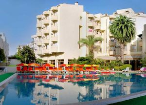 Отель 3 звезды Sonnen в Мармарсе в Турции