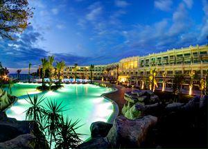Пятизвездочный отель Vogue Hotel Bodrum