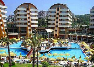 Отель в Алании 5 звезд с аквапарком