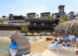 Отели в Бодруме с песчаным пляжем