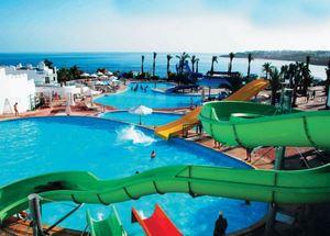 Отель в Мармарисе 5* с аквапарком