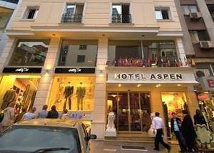 Отель Aspen 3 звезды в Стамбуле