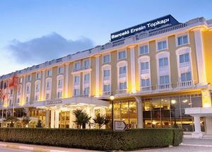 Отель Barcelo Eresin Topkapi 5 звезд в Стамбуле