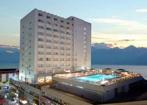 Отель Best Western Plus Khan 4 звезды в Анталье