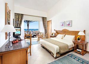 Номер в отеле Dana Beach Resort 5* в Хургаде
