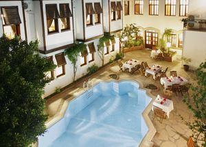 Hotel Aspen 4* в Анталии