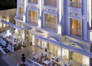 Отель 4 звезды La Boutique Antalya