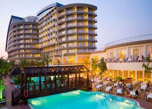 Кмоплекс Liberty Hotels Lara 5*