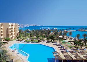 Отель 5 звезд Mövenpick Resort на первой линии в Хургаде Египет