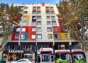 Отель Ramada Istanbul Old City Hotel