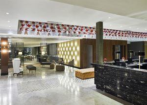 Холл в отеле Sura Hagia Sophia 5 звезд в Стамбуле