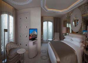 Номер в отеле Wyndham Grand Istanbul Marina