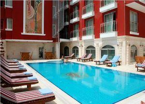 Отель Bilem High Class Hotel в Анталии