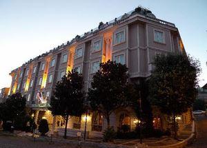 Отель 5 звезд в Султанахмете Eresin Crown