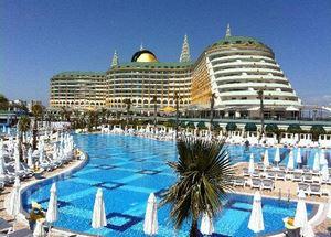 Лучшие отели Лара 5 звезд