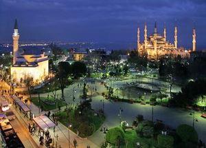 Отели Стамбула в районе Султанахмет