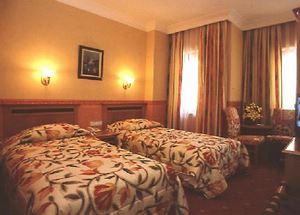 Отель Samir Hotel в Стамбуле