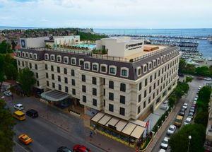 Отель Wyndham Grand Istanbul Kalamış Marina 5 звезд