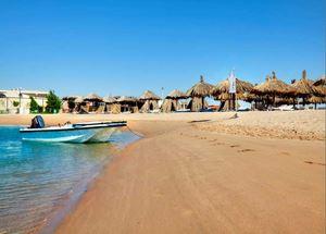 Гостиница 4 звезды Jasmine Village в Хургаде Египет