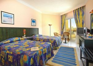 Номер в отеле Palm Beach Resort 4* Хургада