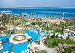 Отель Steigenberger Al Dau Beach 5* в Хургаде Египет