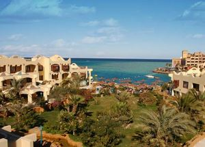 Отель Sunny Days Palma De Mirette 4* в Хургаде Египет