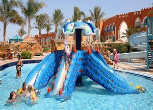 Отели 4 звезды в Хургаде для отдыха с детьми