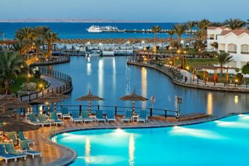 Панорама отеля Dana Beach Resort 5*