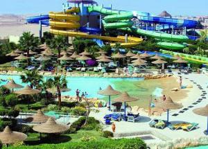 Отели Хургады 5 звезд с аквапарком