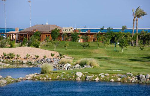 Гольф-клуб отеля Steigenberger Al Dau Beach 5*