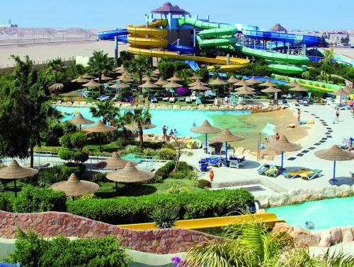 Панорама отеля Dessole Titanic Aqua Park Resort 4*