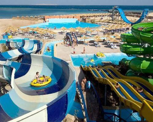 Аквапарк в Dessole Titanic Aqua Park Resort 4*