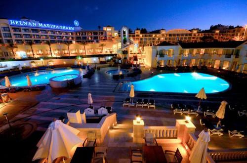 Отель Helnan Marina Sharm Hotel 4*