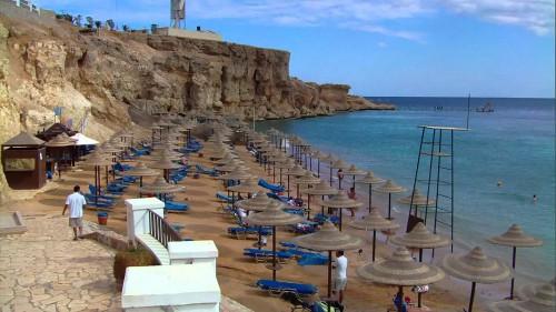 Пляж отеля Iberotel Club Fanara 4* Шарм эль Шейх