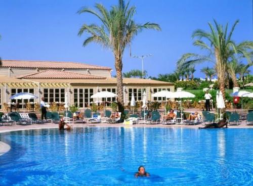 Бассейн отеля Iberotel Club Fanara 4* Шарм эль Шейх