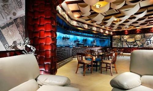 Ресторан отеля Jungle Aqua Park 4*