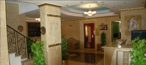 Недорогой отель Luxor 2 звезды в Хургаде