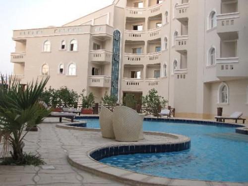 Бюджетный отель в Хургаде Magma Apartments - Hurgada Dream 3*