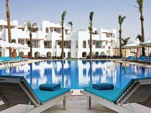 Отель Novotel Sharm El-Sheikh Palm