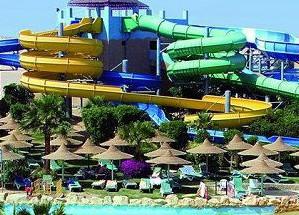Отели Хургады 4 звезды с аквапарком