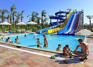 Отели Шарм-эль-Шейха 5 звезд для отдыха с детьми