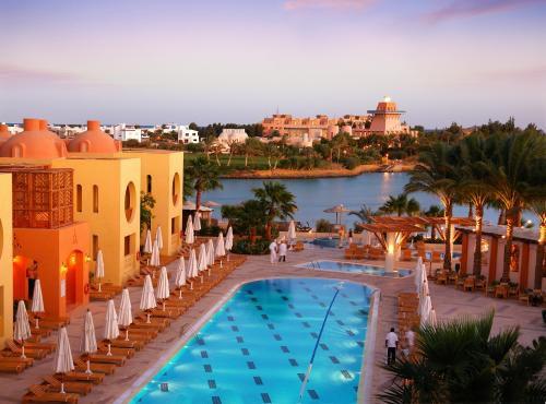 Отель Sheraton Miramar Resort El Gouna 5*