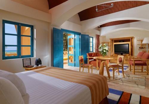 Номер в отеле Sheraton Miramar Resort El Gouna 5*