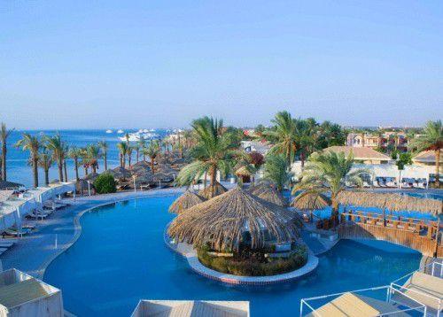 Отель 4* Sindbad Beach Resort в Хургаде Египет